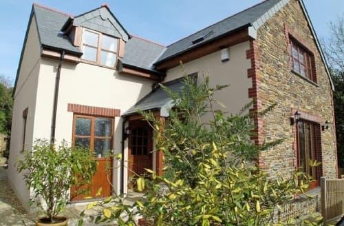 Last Minute Cottages - Excellent Bude Cottage S20446