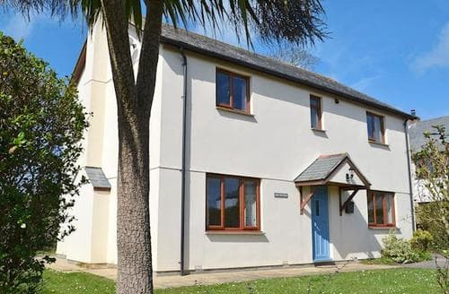 Big Cottages - Delightful Bude Cottage S20484