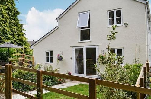 Last Minute Cottages - Luxury Holsworthy Cottage S72695