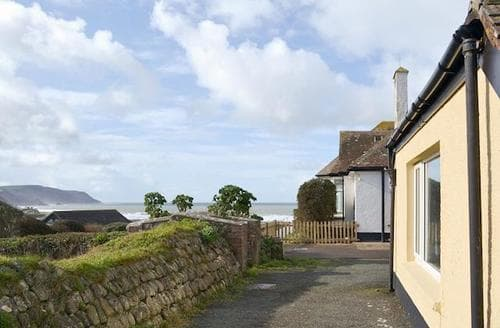 Last Minute Cottages - Inviting Bude Cottage S93493