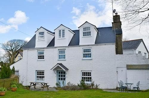 Last Minute Cottages - Lovely Camelford Cottage S20511