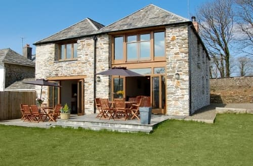 Last Minute Cottages - Stunning Camelford Cottage S20510