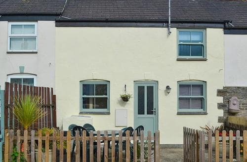 Big Cottages - Inviting Newquay Cottage S20570