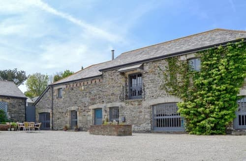 Big Cottages - Beautiful Newquay Cottage S20575