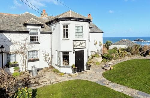 Big Cottages - Inviting Newquay Cottage S20604