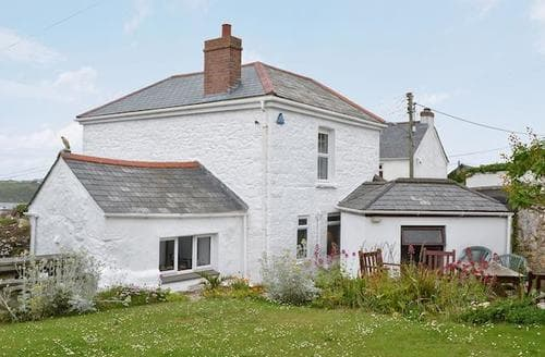 Big Cottages - Adorable Newquay Cottage S20605