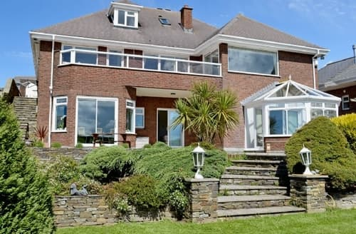 Big Cottages - Charming Newquay Cottage S20628