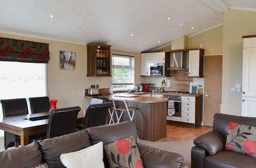 Big Cottages - Excellent Padstow Lodge S78666