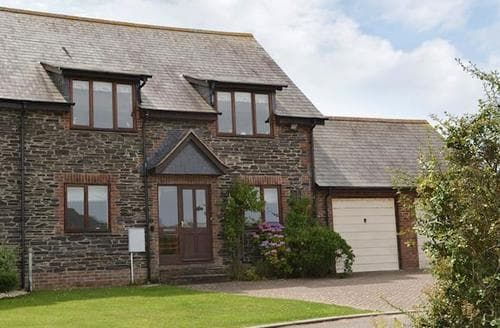 Big Cottages - Delightful Padstow Cottage S84170