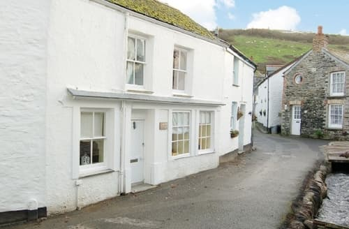 Last Minute Cottages - Cosy Port Isaac Cottage S20754