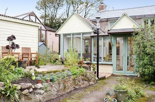Last Minute Cottages - Captivating Portreath Lodge S85677