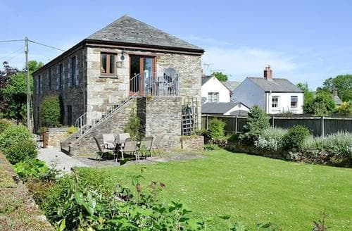 Big Cottages - Tasteful St Columb Major Cottage S20802