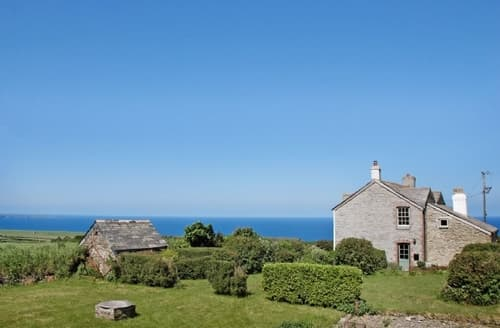 Last Minute Cottages - Charming Tintagel Cottage S20829