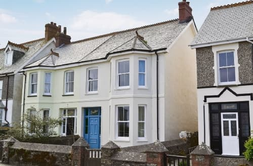 Big Cottages - Gorgeous Tintagel Cottage S20835