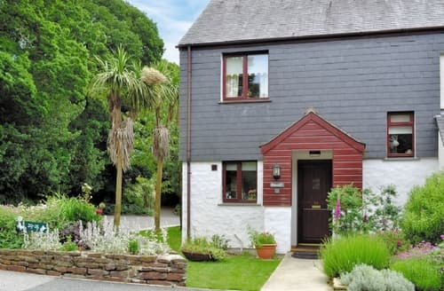 Big Cottages - Gorgeous Falmouth Cottage S20873