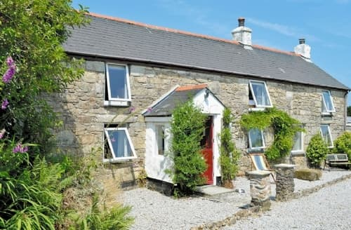 Last Minute Cottages - Wonderful Falmouth Cottage S20906