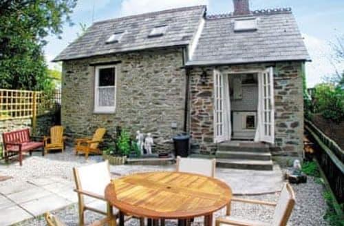 Last Minute Cottages - Stunning Fowey Cottage S20915