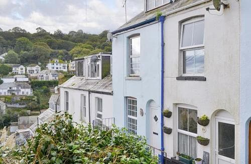 Big Cottages - Splendid Looe Cottage S21021