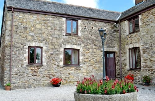 Big Cottages - Attractive Mevagissey Cottage S21064