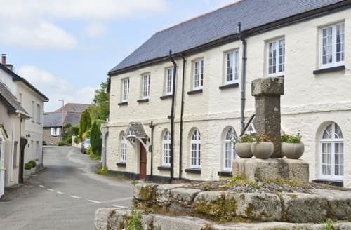 Big Cottages - Tasteful Mevagissey Cottage S21065