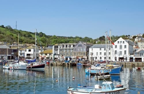 Last Minute Cottages - Attractive Mevagissey Apartment S21076
