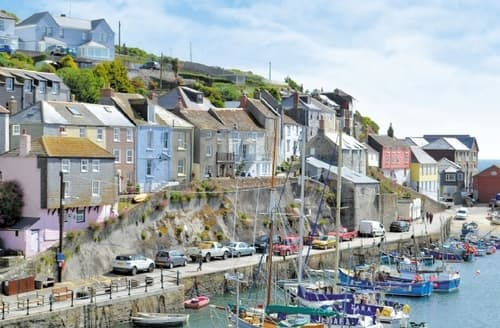 Big Cottages - Luxury Mevagissey Cottage S21074