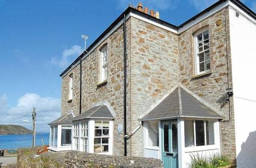 Big Cottages - Inviting Mevagissey Cottage S21096