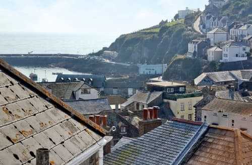 Last Minute Cottages - Lovely Mevagissey Cottage S21106
