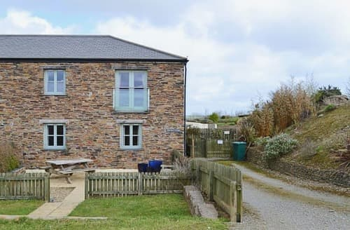 Big Cottages - Attractive Mevagissey Cottage S49629