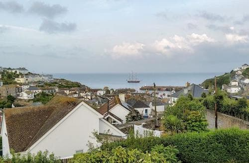 Last Minute Cottages - Luxury Mevagissey Apartment S96733