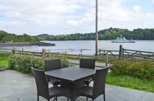 Last Minute Cottages - Attractive Saltash Cottage S114350