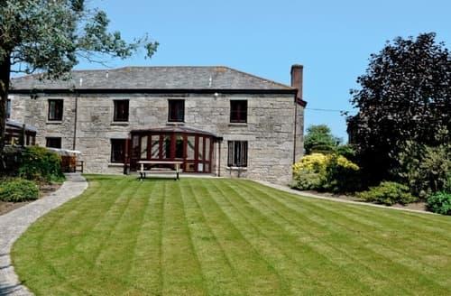 Last Minute Cottages - Beautiful St Austell Cottage S21136