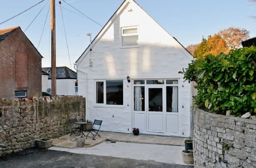 Last Minute Cottages - Quaint St Austell Cottage S21134