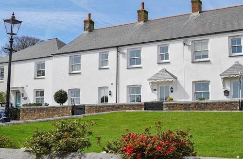 Big Cottages - Delightful St Austell Cottage S40964