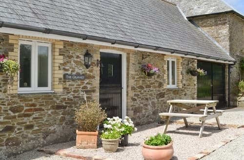 Last Minute Cottages - Cosy Truro And The Roseland Peninsula Cottage S21184