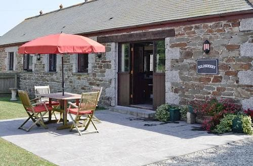 Last Minute Cottages - Charming Helston And The Lizard Peninsula Cottage S21190