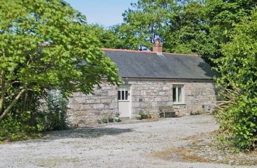 Last Minute Cottages - Luxury Helston And The Lizard Peninsula Cottage S21203