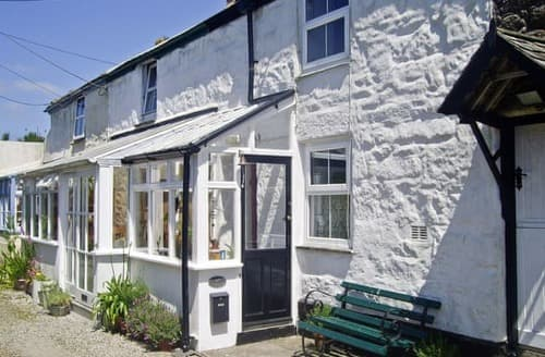 Last Minute Cottages - Cosy Mousehole And Newlyn Cottage S21270