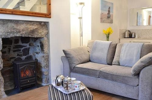 Last Minute Cottages - Inviting Mousehole And Newlyn Cottage S21263