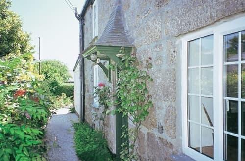 Last Minute Cottages - Captivating Penzance Cottage S21272