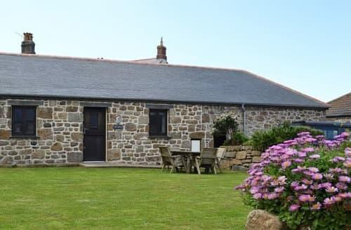 Last Minute Cottages - Cosy Sennen Cottage S21300