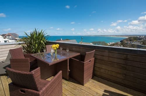 Last Minute Cottages - Inviting St Ives Apartment S113857