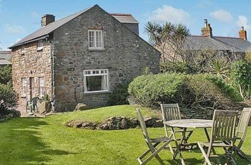 Last Minute Cottages - Lovely St Just Cottage S21343