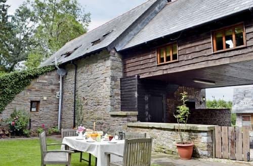 Big Cottages - Beautiful Llandrindod Wells Cottage S21395