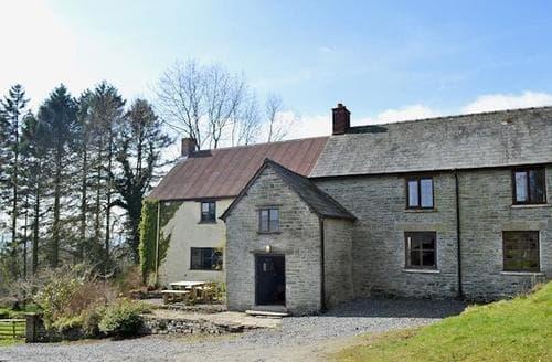 Big Cottages - Adorable Llandrindod Wells Cottage S45522