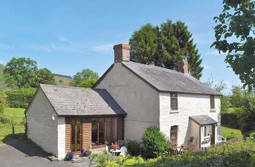 Big Cottages - Cosy Presteigne Cottage S21440