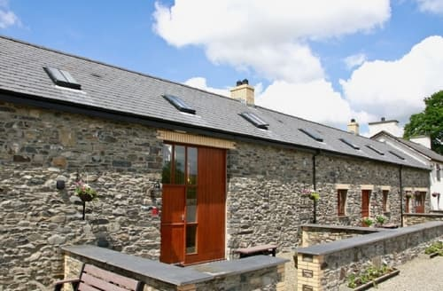 Big Cottages - Delightful Tregaron And The Cambrian Mountains Cottage S21589
