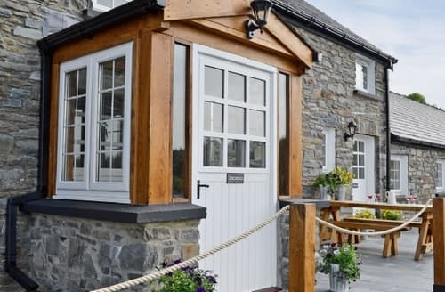 Last Minute Cottages - Wonderful Tregaron And The Cambrian Mountains Cottage S37660