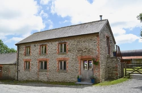 Big Cottages - Splendid Carmarthen Cottage S21653