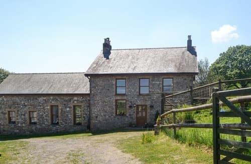 Big Cottages - Tasteful Carmarthen Cottage S114658